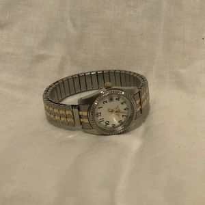 Accessories - Stretch Sterling Silver Watch